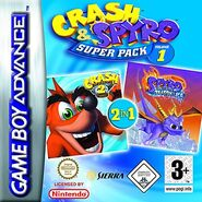 Crash and Spyro vol 1