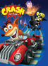 Crash Tag Team Racing Cover Art