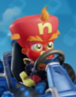Baby cortex red