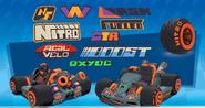 Nitro gt concept