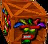 Crash Bandicoot 2 Cortex Strikes Back Aku Aku Crate