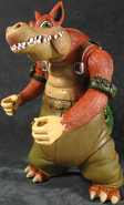 Wrath of Cortex Dingodile Action Figure