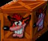 Crash Bandicoot 2 Cortex Strikes Back Crash Crate