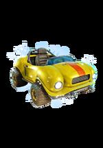 Cabrio kart set