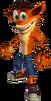 Crash of the Titans Crash Bandicoot