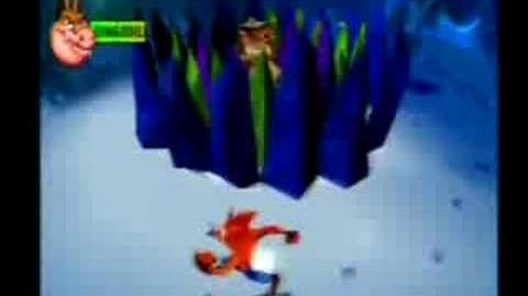 Crash Bandicoot 3 - Dingodile, Boss 2