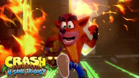 Better With Crashitude Launch Gameplay Trailer Crash Bandicoot™ N