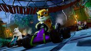 Tiger Temple Nitro-Fueled Screenshot