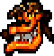 Crash Bandicoot The Huge Adventure Tiny Tiger Icon