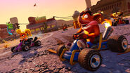 CTR Nitro Fueled Screenshot 1