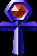 Crash Bandicoot 3 Warped Sapphire Relic