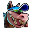CTRNF-Beach Dingodile Icon