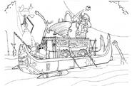 Full capu capu boat concept