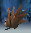 Porcupine (Spiked)