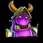 CTRNF-Spyro Purple Gnasty Gnorc
