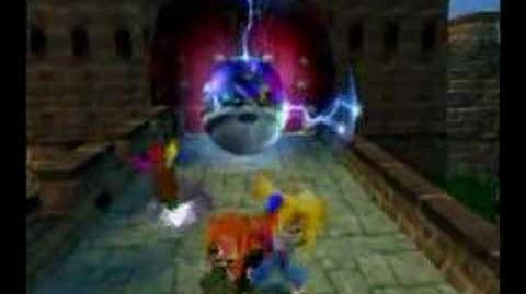 Crash Bandicoot 3 - Orient Express