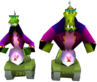 Komodo Brothers (Crash Bash)