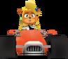 Crash Bandicoot Nitro Kart 2 Coco Bandicoot