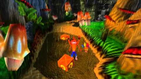 Crash Bandicoot 2 Beta, Part 2 Turtle Woods