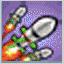 Crash Bandicoot Nitro Kart 3D Unused Triple Missile