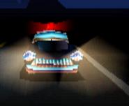 Police car area 51