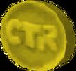 CTR Token Yellow
