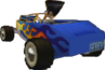 Crash Bandicoot 3 Warped Hot Rod Lab Assistant
