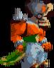 Crash Bandicoot The Huge Adventure Mega-Mix
