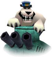 Crash Bash Bearminator