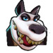 CTRNF-Panda Dingodile Icon