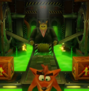 N sane toxic waste fat