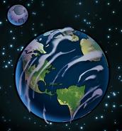 Nitro fueled comic earth