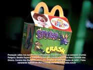Crash Purple McDonalds