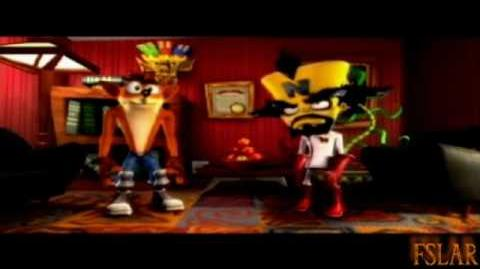 Crash Twinsanity - Final Boss The Evil Twins