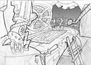 Earlier cortex airship concept