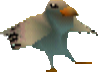 Crash Bandicoot 3 Warped Seagull