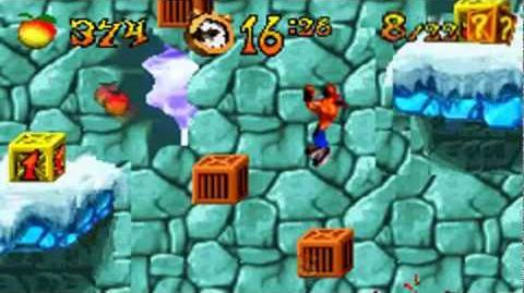 Crash Bandicoot Purple 99% Part 12 (Crate Smash)