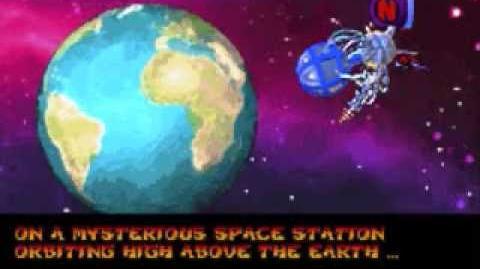 Crash Bandicoot The Huge Adventure (Intro Part)