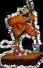 Crash Bandicoot XS The Huge Adventure Tiny Tiger