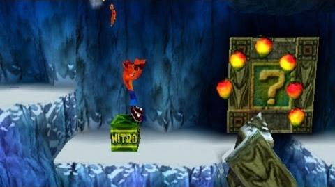 Crash Bandicoot 2 Beta, Part 3 Snow Go-0