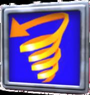 Crash Bandicoot 3 Warped Death Tornado Spin