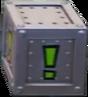 Iron! Crate Crash Bandicoot N. Sane Trilogy