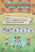 CBB Character Select