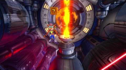 Crash Bandicoot 2 - Pack Attack Crystal and Clear Gem