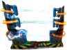 Crash Bandicoot 2 Cortex Strikes Back Electric Fence