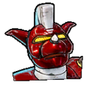 CTRNF-Robot Crunch Icon