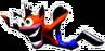 Crash Bandicoot Wrath of Cortex Body Slam