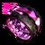 CTRNF-Atomic Pink Wheels