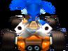 CTR Ripper Roo In-Kart (Back)