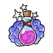Magic potion sticker
